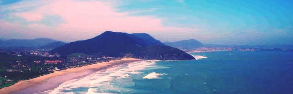 Las mejores cinco playas para surfear en Cantabria